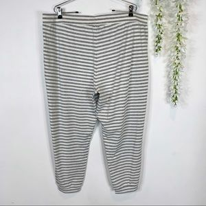 J. Crew Intimates & Sleepwear - NWT J. CREW striped pajama pants tapered leg 1128